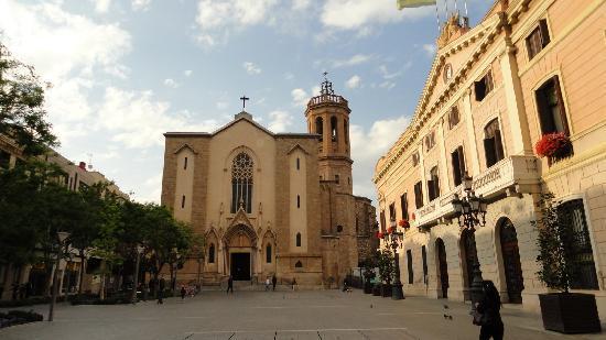 Un paseo por Sabadell
